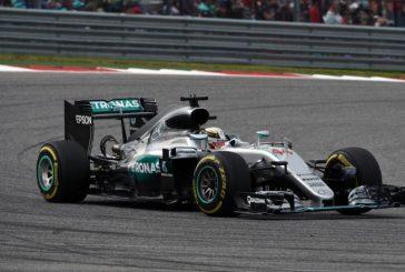Fórmula 1: Hamilton domina los Libres 1 sobre una pista gélida en México