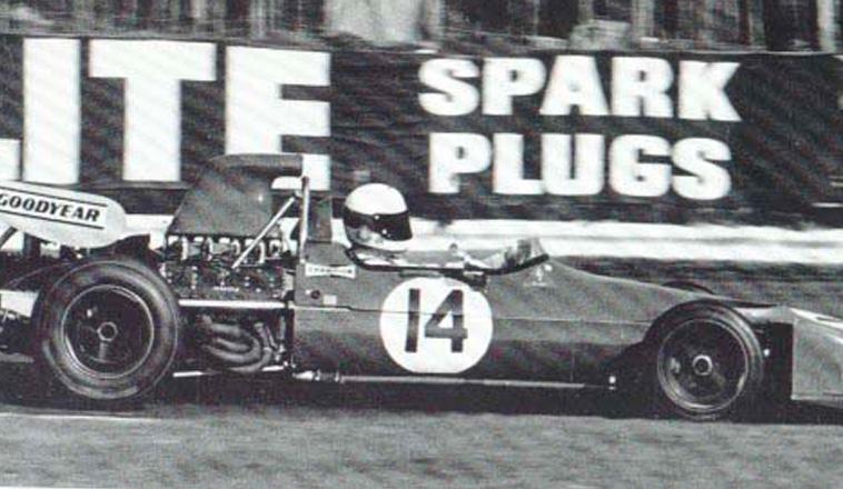 """24 de octubre de 1971, """"Lole"""" Reutemann debutaba en la Fórmula 1"""