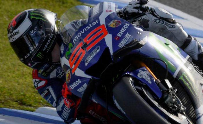 MotoGP: Lorenzo sorprende con el mejor tiempo del viernes en Motegi