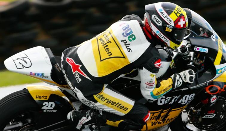 MotoGP: Moto2; Luthi vuelve a ganar en Australia