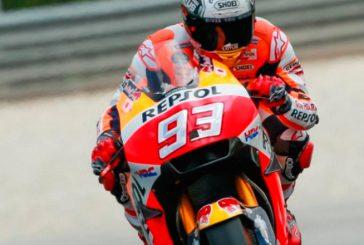 MotoGP: Márquez comienza liderando la FP1 en Sepang