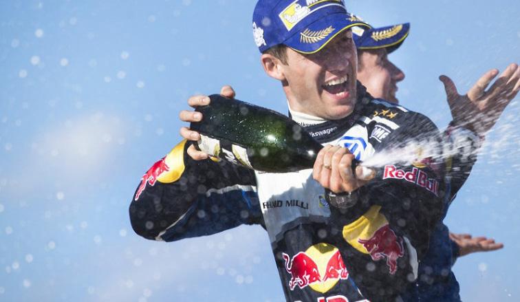 WRC: Ogier logra su cuarto título