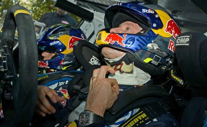 WRC: Ogier logra su primera victoria en Córcega