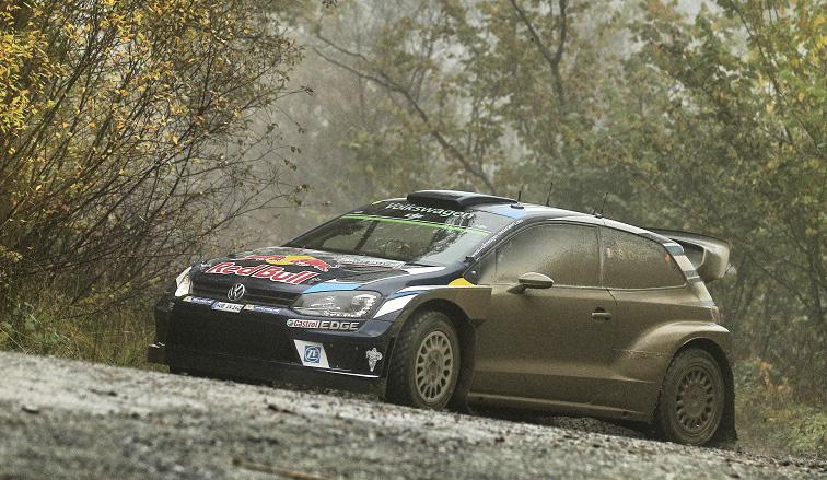 WRC: Ogier gana por cuarta vez en Gales