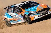 Rally Argentino: Luciano Preto cosechó el triunfo en Villa Dolores