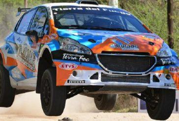 Rally Argentino: Preto consiguió el mejor registro del shakedown