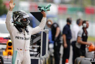 Fórmula 1: Rosberg se lleva la Pole en Suzuka