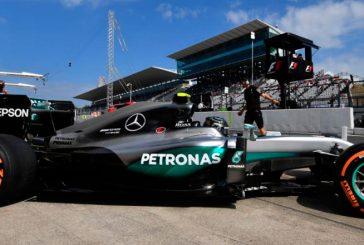 Fórmula 1: Rosberg marca el ritmo en unos pausados Libres 1 en Suzuka