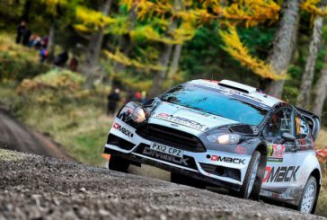 WRC: Doble scratch de Tänak