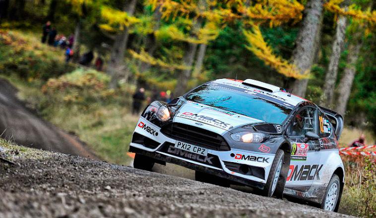 WRC: Doble scratch de Tänak