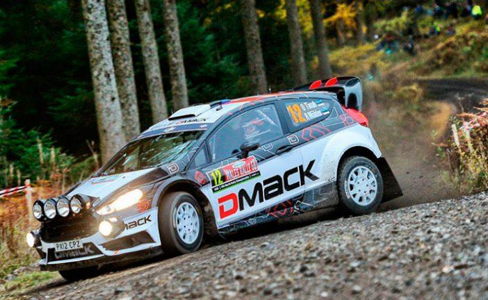 WRC: Tänak el más rápido en el Shakedown de Gales