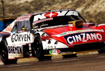 TC: Rossi se impuso en la 1ª serie, Urcera en la 2ª y Werner en la 3ª