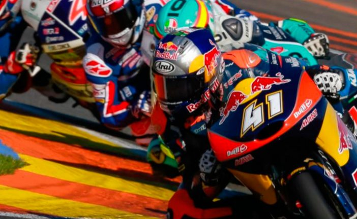 MotoGP: Victoria de Binder en su última salida de Moto3