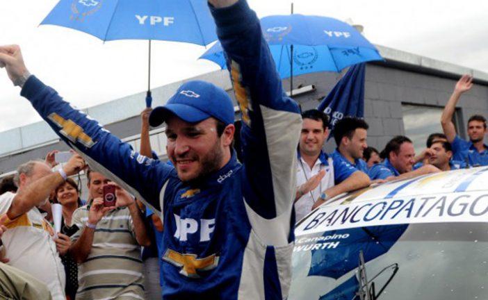 STC2000: Canapino tuvo un festejo completo