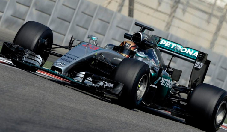 Fórmula 1: Pirelli prueba cerca de un centenar de prototipos en el test de Abu Dhabi