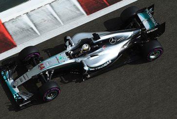 Fórmula 1: Hamilton mantiene la presión