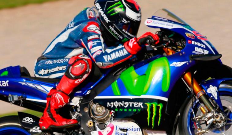 MotoGP: Lorenzo domina las sesiones libres del viernes en Valencia