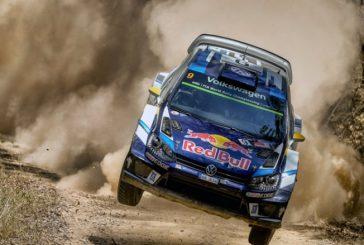 WRC: Mikkelsen le da el triunfo a VW en su despedida