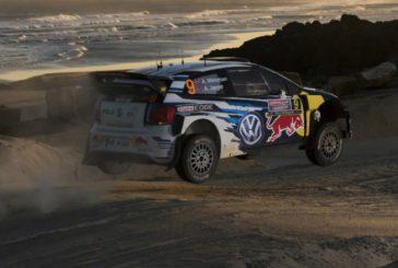 WRC: Mikkelsen no afloja en Australia