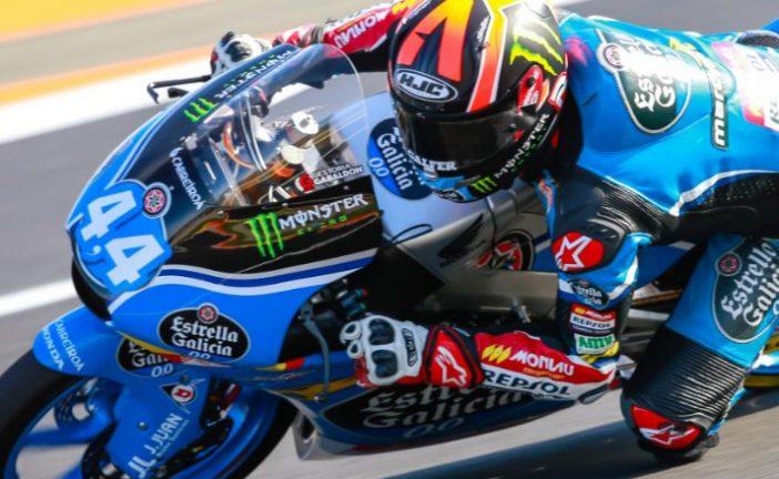 MotoGP: Sensacional pole position local de Canet en Moto3