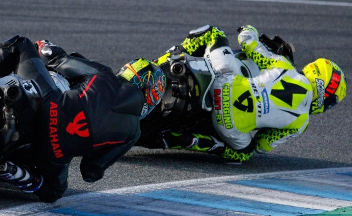 MotoGP: Bautista lideró el segundo día de test en Jerez