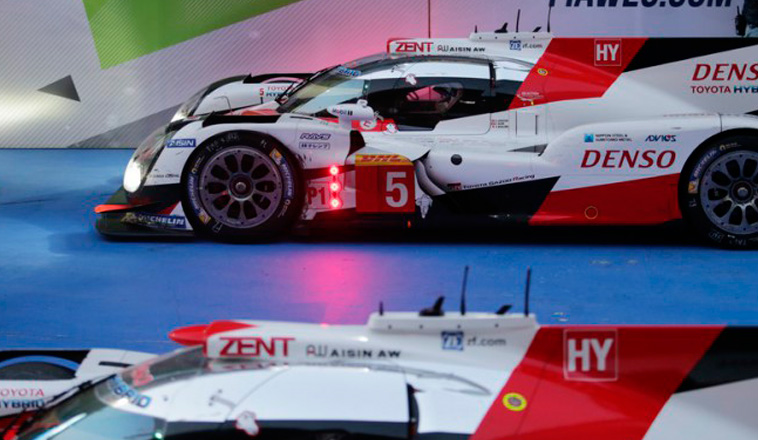 """""""Pechito"""" López integrará el equipo Toyota en el mundial de Endurance"""