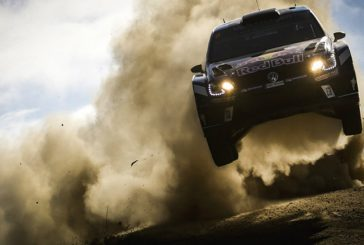 WRC: Mikkelsen lidera en Australia