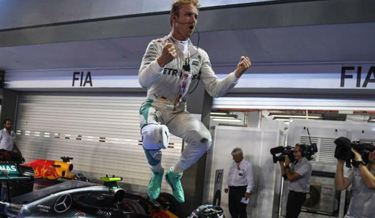 Fórmula 1: Rosberg se proclama campeón del mundo con su podio en Abu Dhabi
