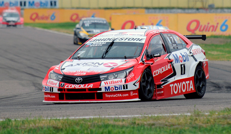 """STC2000: Toyota Team se prepara para la """"super definición"""""""