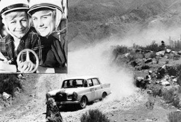 """4 de noviembre de 1962, ganaban """"Las Suecas"""" y marcaban un hito en el automovilismo argentino…"""