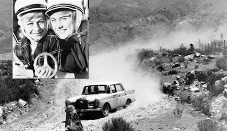 4 de noviembre de 1962, ganaban «Las Suecas» y marcaban un hito en el automovilismo argentino…