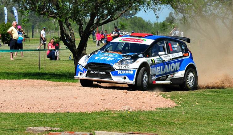 Rally Argentino: Villagra no baja los brazos