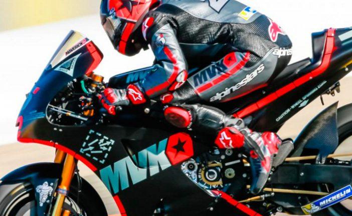 MotoGP: Viñales sigue dominando el test de Valencia