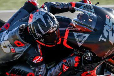 MotoGP: Viñales, el más rápido del primer día de test en Valencia