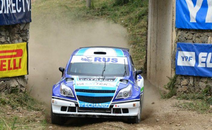 Rally Argentino: Ligato se quedó con la primera etapa