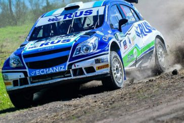 Rally Argentino: Ligato se impuso en el Gran Premio, Nalbandian en la Copa Maxi Rally.