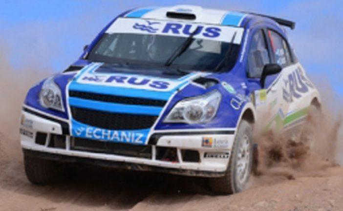 Rally Argentino: Ligato pasó a la cima