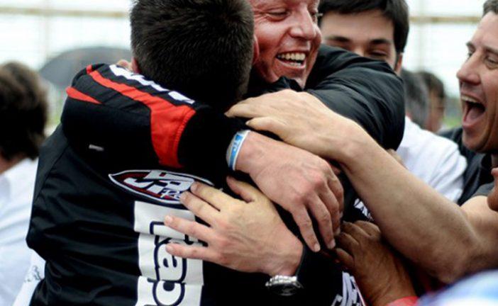 TC: En un dramático final, Ortelli se coronó campeón