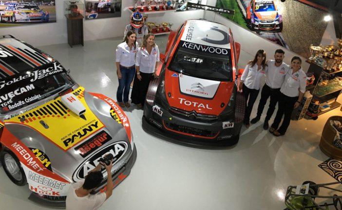 "WTCC: ""Pechito"" López inauguró su museo en Río Tercero (Córdoba)"