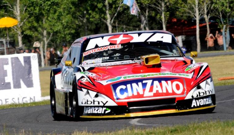 TC: Urcera en la 1ª, Rossi en la 2ª y Ortelli en la 3ª