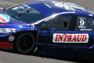 TC2000: Scalbi se impuso en el 2º entrenamiento