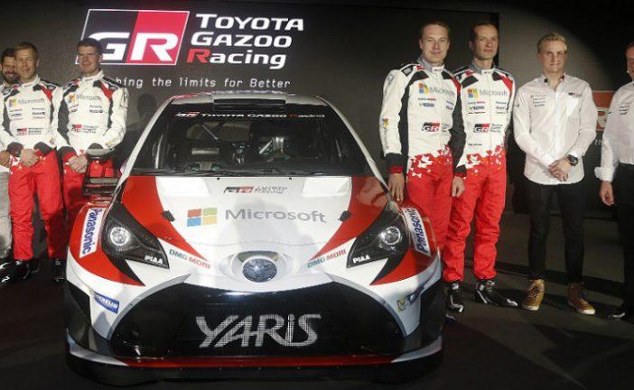 WRC: Latvala se une al equipo Toyota para el 2017