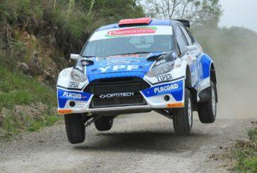 Rally Argentino: Villagra lideró el Shakedown