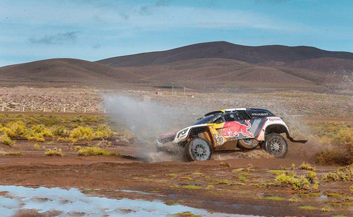 Rally Dakar: Etapa 8 / Uyuni (Bolivia) – Salta (Argentina)