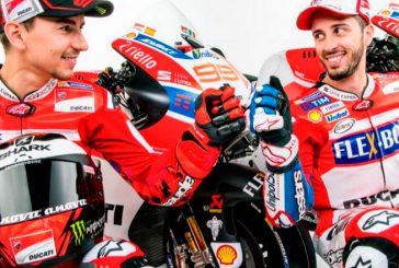 MotoGP: Ducati hizo su presentación para la temporada 2017