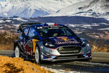 WRC: Ogier gana el Shakedown