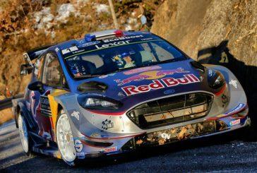 WRC: Ogier toma el liderazgo en Monte Carlo
