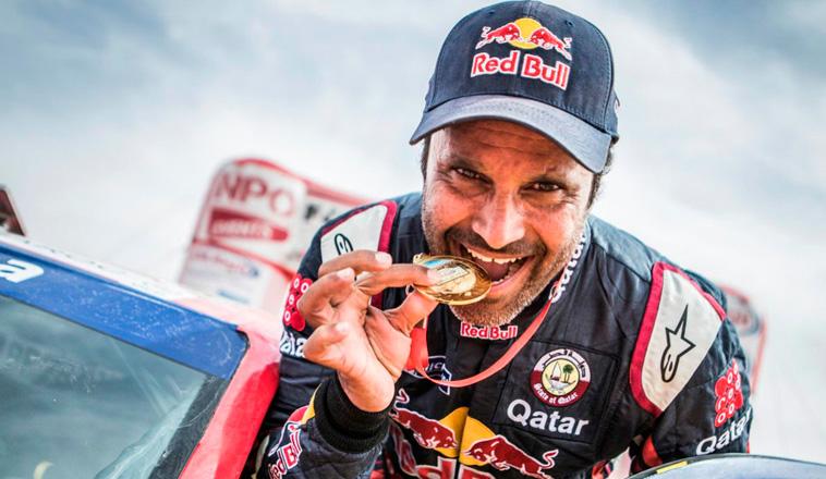 Rally Dakar: Etapa 1 – El Principe Qatarí al frente