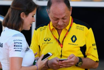 Fórmula 1: Frédéric Vasseur deja de ser director de Renault Sport F1 Team