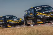 STC2000: El equipo Renault ya tiene a los pilotos para el 2017